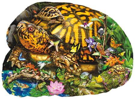 SunsOut Puzzle 1000 db XXL db - Lori Schory - Tortoise Crossing