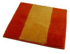 ROUTNER Fürdőszoba-szőnyeg, cseh produkció, ATHENA Narancssárga