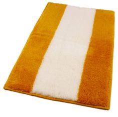 ROUTNER Fürdőszoba-szőnyeg, cseh produkció, ATHENA Sárga
