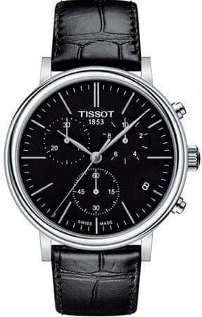 Tissot T-Classic Carson Premium Chronograph T122.417.16.051.00