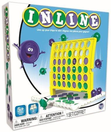 družabna igra V vrsto/Inline
