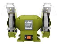 Extol Craft Bruska stolní dvoukotoučová, 350W, 200x16x š.20mm