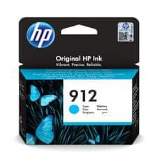 HP 912, cyjan (3YL77AE)