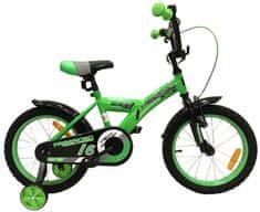 """Freeroad rower dziecięcy Max Pro 16"""" chłopięcy"""
