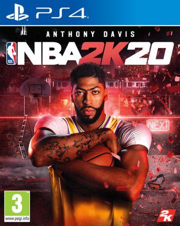 Take 2 NBA 2K20 Standard Edition igra (PS4)