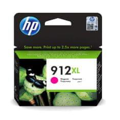 HP 912XL, purpurová (3YL82AE)
