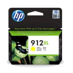 HP 912XL, žlutá (3YL83AE)