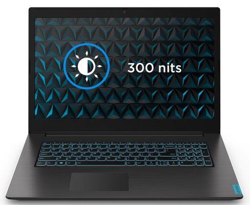 Notebook IdeaPad L340-17IRH 15,6 displej Full HD gaming stream redukce modrého světla
