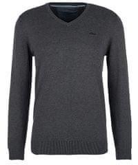 s.Oliver Moški pulover 03.899.61.5233 . 98W0 Charcoal Melange