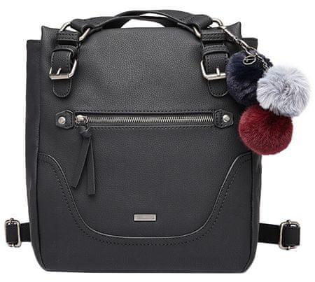 Tamaris Damski plecak MEI Backpack Black