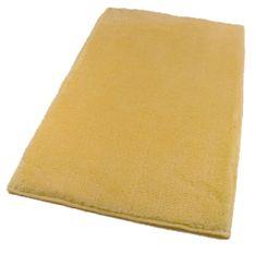 ROUTNER Fürdőszoba-szőnyeg, cseh produkció, UNI COLOR Krémszínű