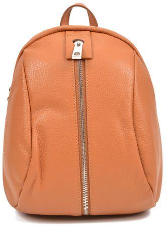 Mangotti dámský batoh MG 1497 hnědá