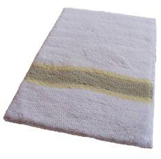 ROUTNER Fürdőszoba-szőnyeg, cseh produkció, LAVELLO Fehér