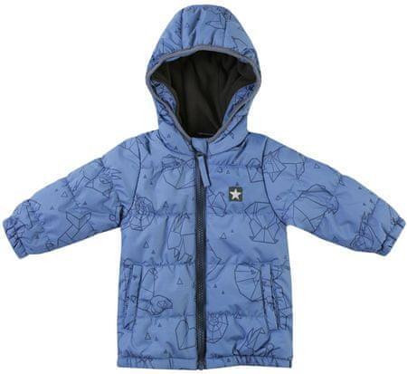 Jacky kurtka chłopięca 68 niebieski