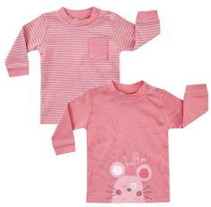BOLEY dievčenský set 2 ks tričiek