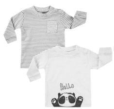 BOLEY dětský set 2ks triček