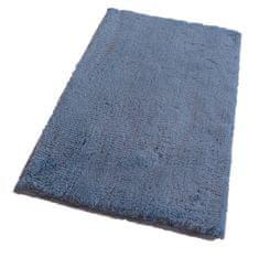 ROUTNER Fürdőszoba-szőnyeg, cseh produkció, COTTON Kék-szürke