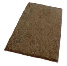 ROUTNER Fürdőszoba-szőnyeg, cseh produkció, COTTON Olívazöld
