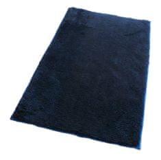 ROUTNER Fürdőszoba-szőnyeg, cseh produkció, COTTON Sötétkék