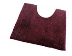 ROUTNER Fürdőszoba-szőnyeg, cseh produkció, COTTON Sötét lila