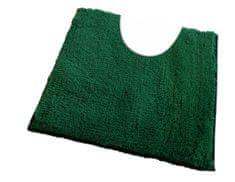 ROUTNER Fürdőszoba-szőnyeg, cseh produkció, COTTON Zöld