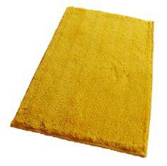 ROUTNER Koupelnová předložka, česká výroba, COTTON žlutá