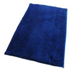 ROUTNER Fürdőszoba-szőnyeg, cseh produkció, COTTON Kék