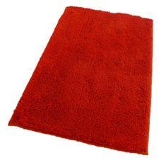 ROUTNER Fürdőszoba-szőnyeg, cseh produkció, COTTON Narancssárga