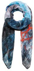 Desigual Šatka Foul Gala ctic Denim Jeans 1 9WAWA02 5006