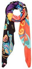 Desigual Apaszka Foul Patch Tapestry Negro 19WAWA04 2000