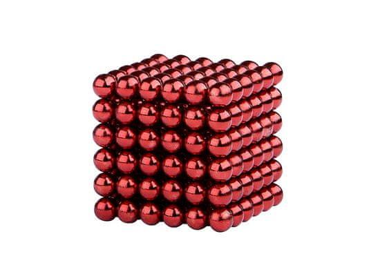 Neocube Neocube Červený 5 mm v dárkové krabičce