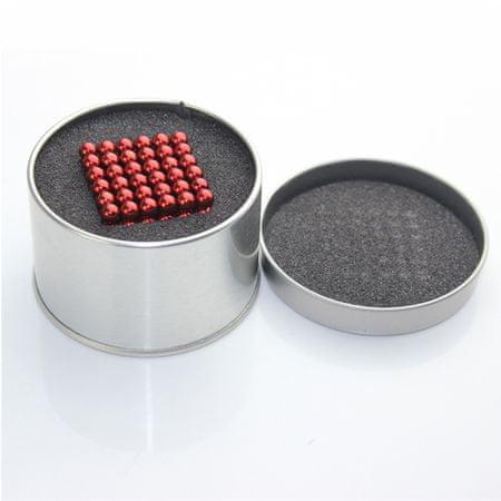 Sell Toys Neocube originál 5 mm v dárkovém balení červený
