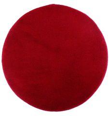 ROUTNER Fürdőszoba-szőnyeg, cseh produkció, UNI COLOR II Piros