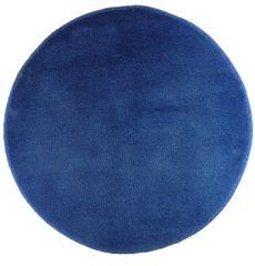 ROUTNER Fürdőszoba-szőnyeg, cseh produkció, UNI COLOR II Kék