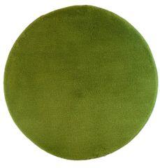 ROUTNER Fürdőszoba-szőnyeg, cseh produkció, UNI COLOR II Zöld