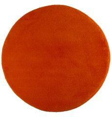 ROUTNER Fürdőszoba-szőnyeg, cseh produkció, UNI COLOR II Narancssárga