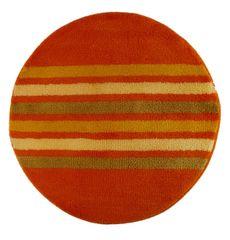 ROUTNER Fürdőszoba-szőnyeg, cseh produkció, RAGUSA II Narancssárga
