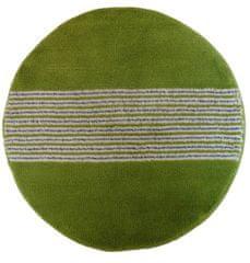 ROUTNER Fürdőszoba-szőnyeg, cseh produkció, IRSINA II Zöld