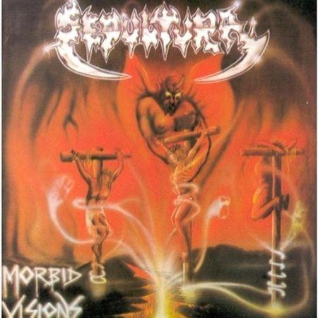 Sepultura: Morbid Visions / Bestial Devastation - CD