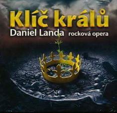 Landa Daniel: Klíč Králů (2013) - CD