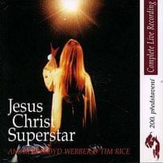 Soundtrack: Jesus Christ Superstar: Complete Live Recording Prague (2x CD) - CD