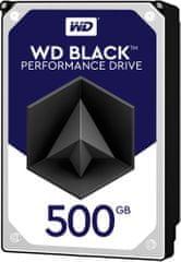 "Western Digital WD Black (AZEX), 3,5"" - 500GB WD5003AZEX"