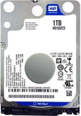 "Western Digital WD Blue (SPZX), 2,5"" - 1TB WD10SPZX"