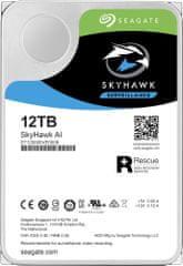 "Seagate SkyHawk AI, 3,5"" - 12TB"