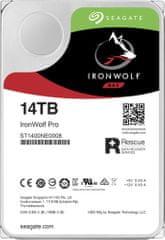 "Seagate IronWolf pre, 3,5"" - 14TB"