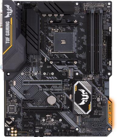 Asus TUF B450-pre GAMING - AMD B450