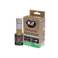 K2 aditiv za bencinske motorje Benzin, 50 ml