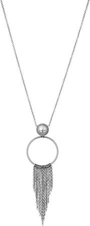 Liu Jo Jeklena ogrlica LJ1221