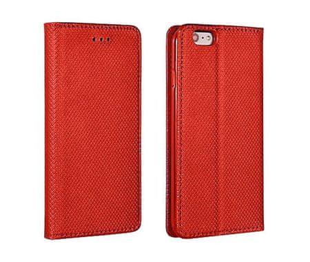 Havana torbica za Samsung Galaxy A80 A805, preklopna, rdeča