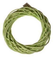 EverGreen Veniec prútený pr. 30 cm, zelená